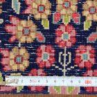 WKDS-2 ケルマン産ペルシャ絨毯 194×119cm