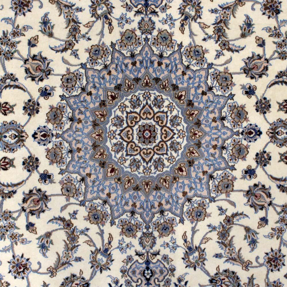 WNFS-123 ナイン産ペルシャ絨毯 317×203cm