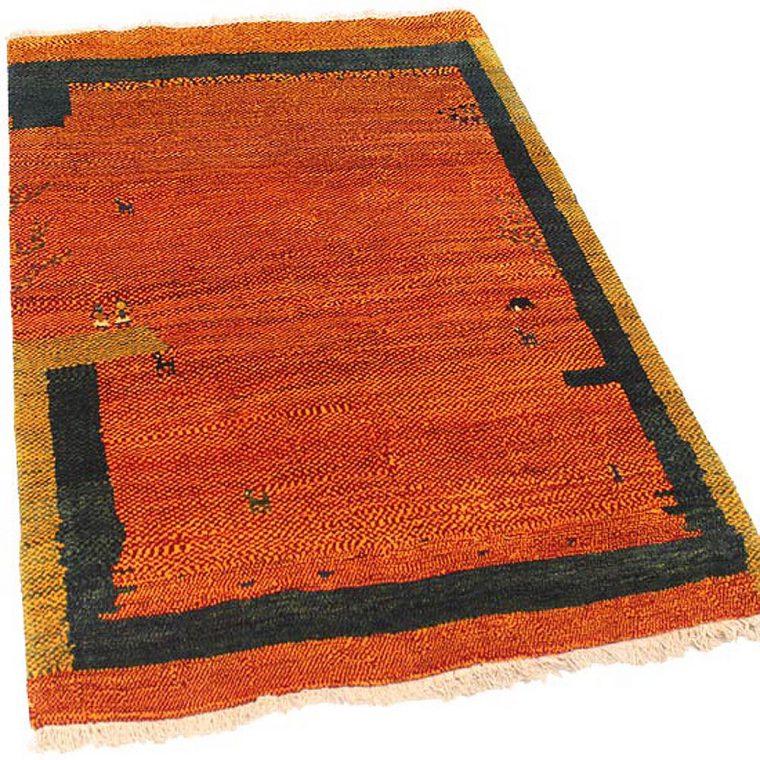 1531 ギャッベ(ギャベ) 162×110cm