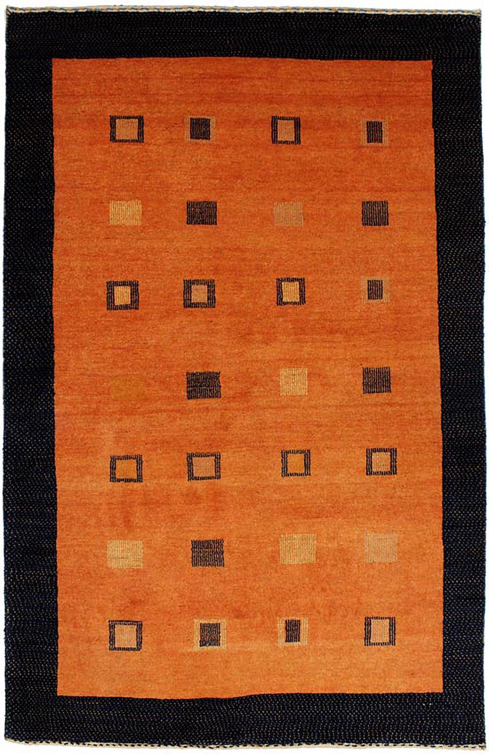 4129 ギャッベ(ギャベ) 152×99cm