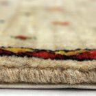 1603-148 ギャッベ(ギャベ) 44×40cm