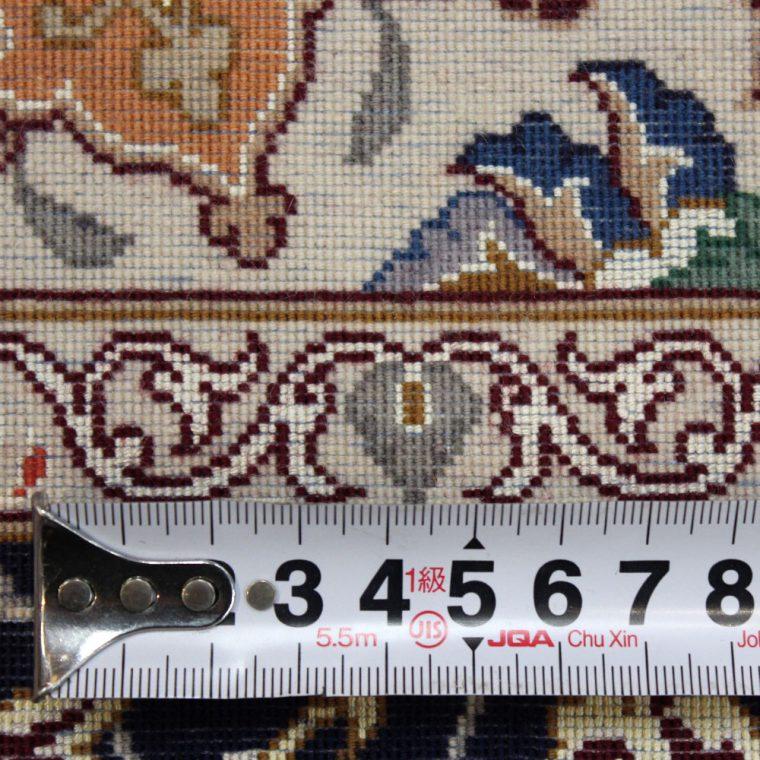 WEBS-65 イスファハン産 ホセイネ工房 126×83cm