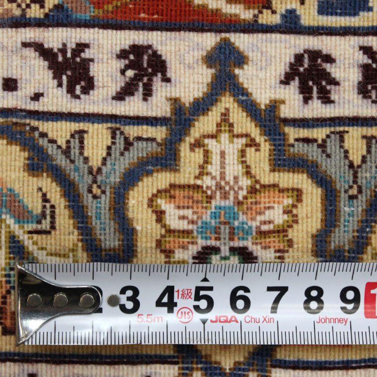 WEBS-100 イスファハン産 シャフシャハニ工房 135×90cm