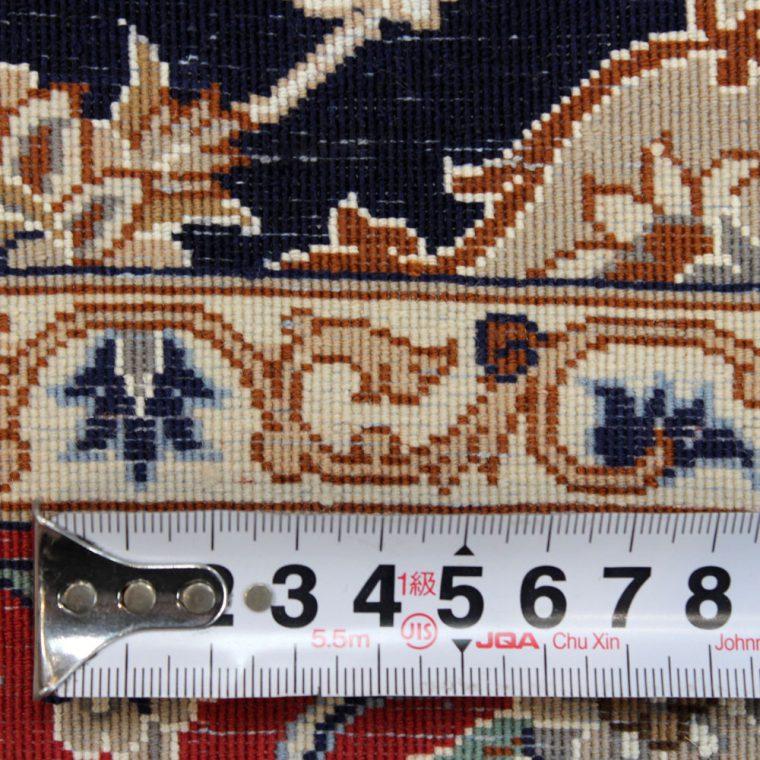 WEBS-98 イスファハン産 メフラビ工房 120×85cm
