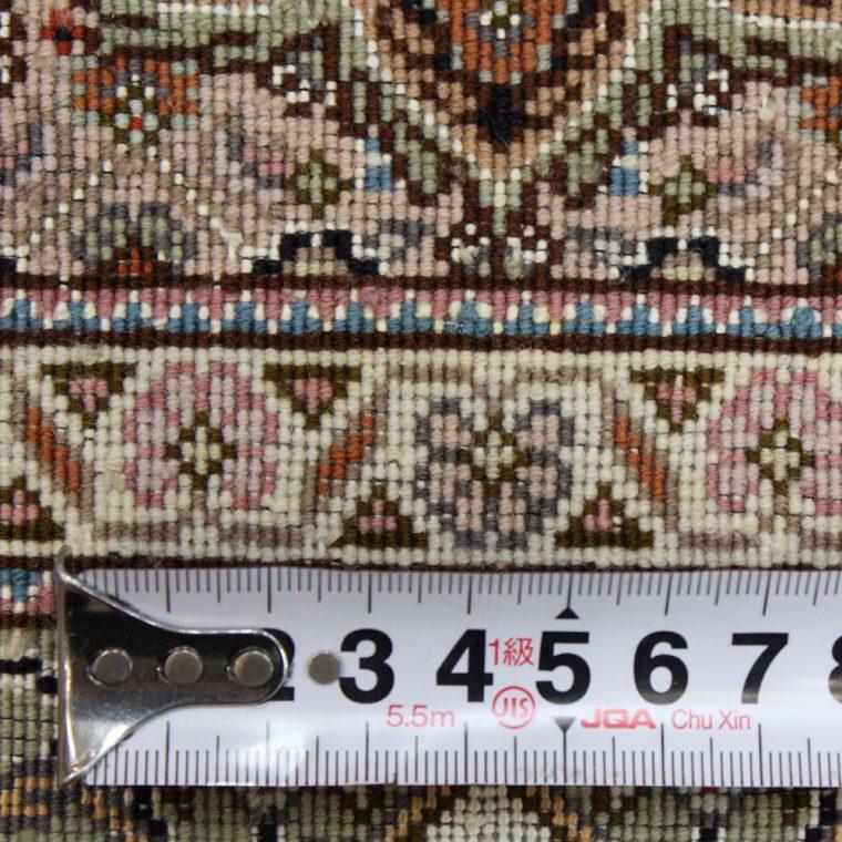 WTBS-19 タブリーズ産 ピロジヤン工房 122×81cm