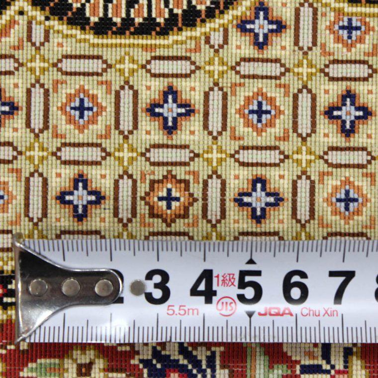 SQCS-287 クム産 アミリザデ工房 152×99cm