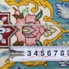 WEDS-98 イスファハン産 シャフシャハニ工房 197×130cm