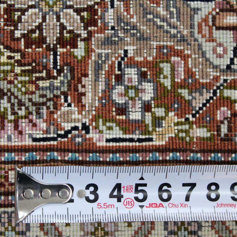 WTDS-20 タブリーズ産 ピロジヤン工房 208×158cm