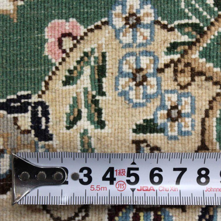 WNAS-117 ナイン産ペルシャ絨毯 90×65cm