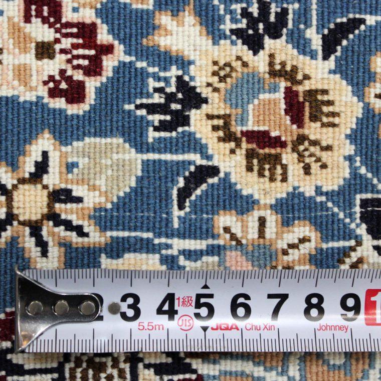 WNAS-126 ナイン産ペルシャ絨毯 90×65cm