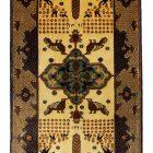 WZCS-23 バルーチ産ペルシャ絨毯 146×84cm