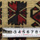 WZCS-25 バルーチ産ペルシャ絨毯 145×90cm