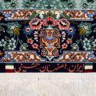 WECS-125 イスファハン産 ホセイニ工房 150×105cm