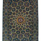 WEDS-70 イスファハン産ペルシャ絨毯 172×113cm