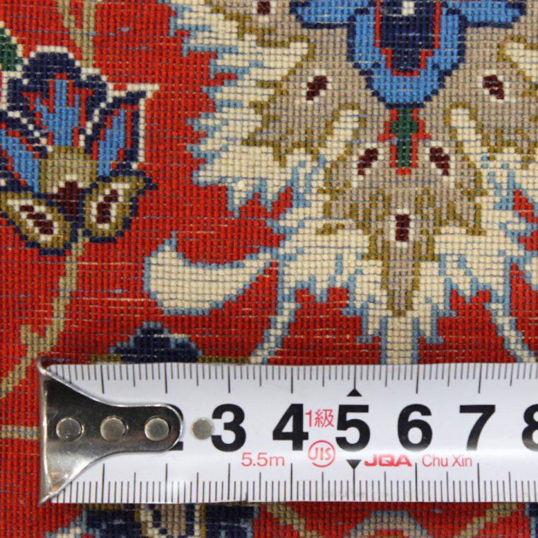 WECS-114 イスファハン産ペルシャ絨毯 166×108cm