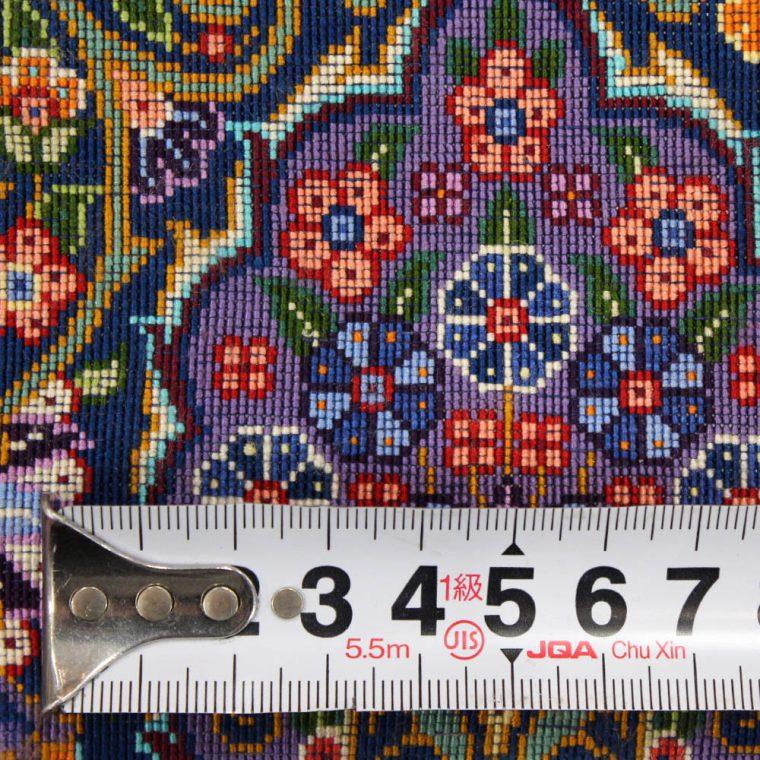 SQDS-217 クム産 ケラマティアン工房 212×140cm