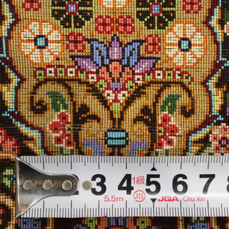 SQDS-219 クム産 ケラマティアン工房 210×143cm