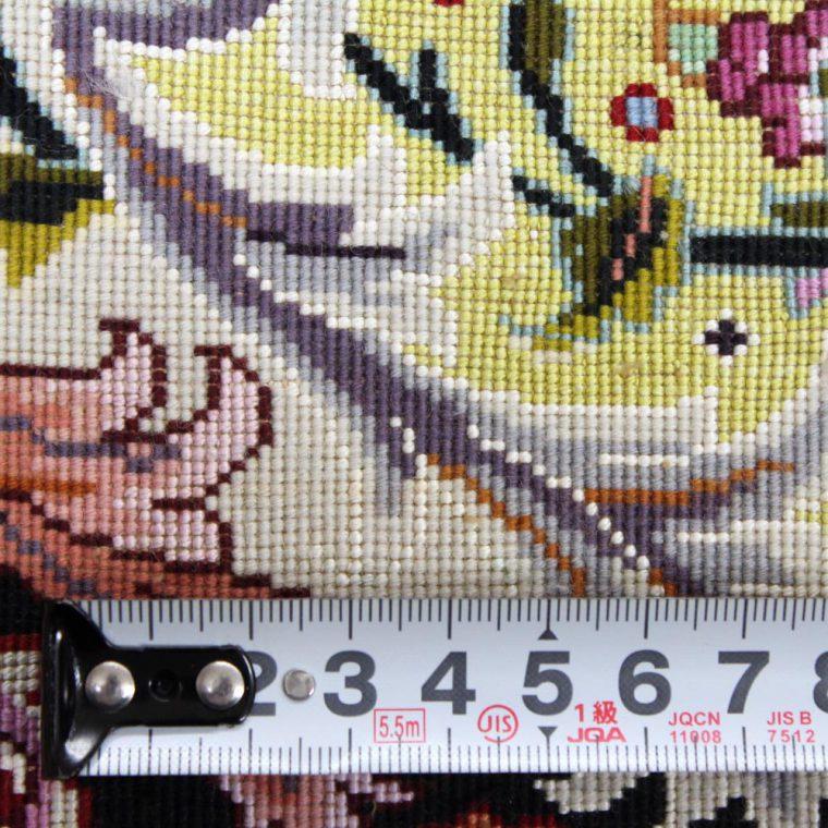 WTDS-24 タブリーズ産 アラミ工房 209×152cm
