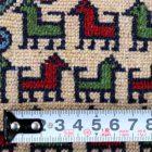 WZDS-33 トルキャマン産ペルシャ絨毯 190×135cm