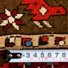 WZDS-43 シルジャン産ペルシャ絨毯 195×135cm