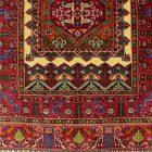 WZDS-32 トルキャマン産ペルシャ絨毯 187×130cm
