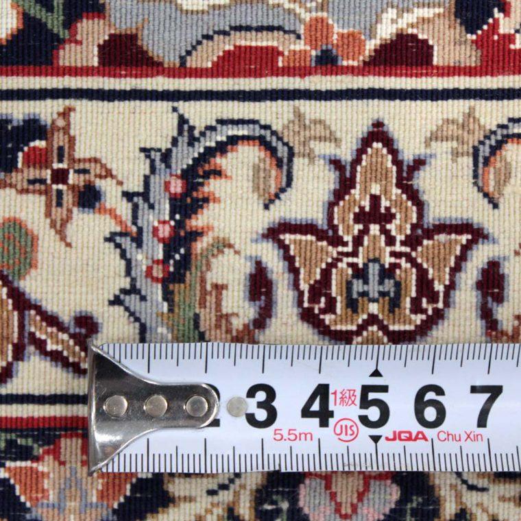 WEFS-77 イスファハン産 ファテヒ工房 317×205cm