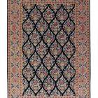 WEDS-99 イスファハン産 ナイエン工房 188×130cm