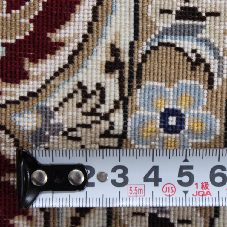 WNMO-4(楕円形) ナイン産 ガセミ工房 220×140cm