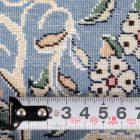 WNDS-82 ナイン産ペルシャ絨毯 206×136cm