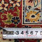 WEDS-96 イスファハン産 マモウリイ工房 215×150cm