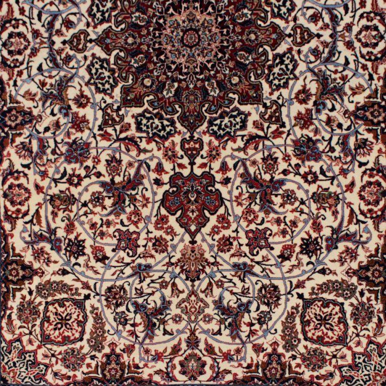 WEES-102 イスファハン産 アリ・セイラフィアン工房 238×152cm