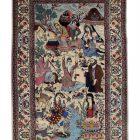 WEES-12 イスファハン産 シュフィアン工房 232×153cm