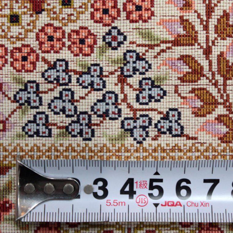 SQAS-632 クム産 アブドラヒ工房 94×62cm