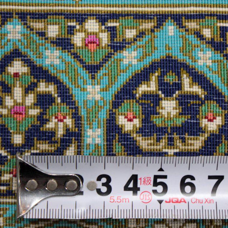 SQBS-626 クム産 モガダム工房 125×85cm