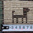 C107 ギャッベ(ギャベ) 150×113cm
